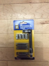 gray metallic hand tool with pack وينيبيغ, R2W