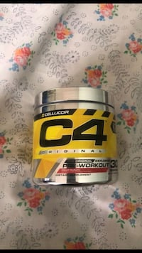 Cellucor C4 Pre-workout Fruit Punch