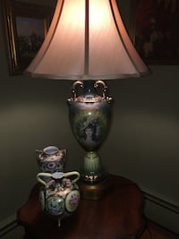 Antique lamps one pair Thurmont, 21788