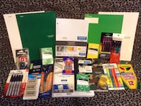 Middle & High School Supplies Back to School Set Ready To Use! Kannapolis, 28083