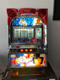 Japanese slot machine - works great  Hagerstown, 21740