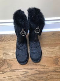 Coach Winter Boots With Fur  Vaughan, L4J 8K5