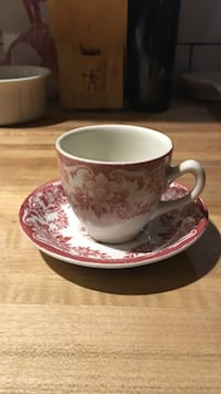 Doll sized teacup Frederick, 21701