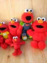 ELMO collectable  Sacramento, 95827