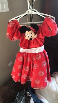 Special Edition Minnie Mouse dress for youth Newmarket, L3X 1L2