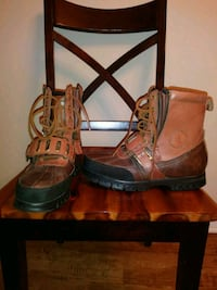 Ralph Lauren Duck Boots Elgin, 29045