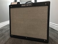 Fender Hot Rod DeVille 212 All-Tube Combo w/ Footswitch & Cover  Toronto, M6P 2J8