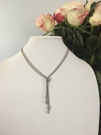 """Silpada sterling silver """"forget me knot"""" necklace Edmonton, T6H 2V6"""