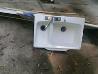 Cast Iron Sink W/ Disposal Forest City, 28043