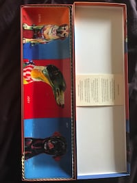 Discontinued 9/11 Memorial Rescue Dogs Tray Fullerton, 92833