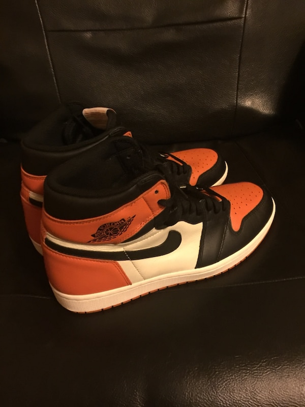 a561d286f9d Used ShatterBack Board Air Jordan 1 Size 12 for sale in Centennial ...