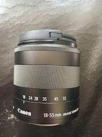 Canon Ef m 18-55mm f/3.5-5.6 IS STM