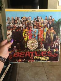 SGT Pepper's Lonely Hearts Club Band by the Beatles LP Vinyl Record Las Vegas, 89142