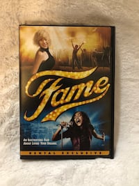 """""""Fame"""" DVD, 2009..Widescreen, Pre-Owned In EUC"""