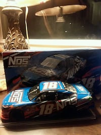 Kyle Busch #18 NOS ENERGY DRINK 2016 Camry 1 of 2,987 Action racing co