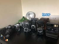 Old camera collection(All for$800) 维也纳, 22180
