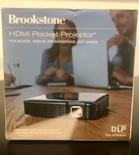 HDMI Pocket Projector Brambleton