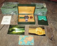 Rolex Stainless Steel Submariner with Date 16610 Complete Box, Papers, Everything Broadlands