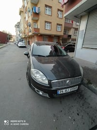 2012 Fiat Linea EMOTION PLUS 1.3 MULTIJET 90 HP DUALOGIC Istanbul