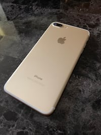 iPhone 7 Plus 256GB Rogers Gold Great Condition Toronto, M4Y 1L9