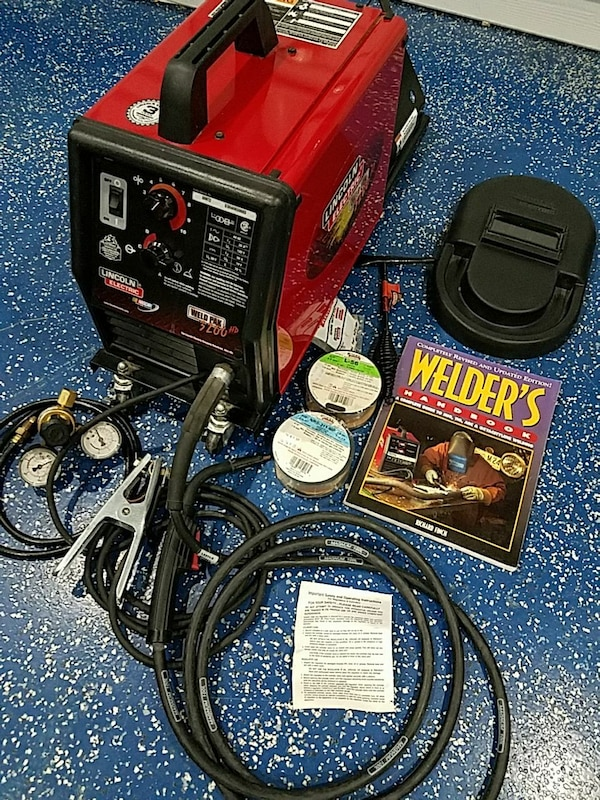 Lincoln Welders For Sale >> Lincoln Electric Weld Pal 3200 Hd Portable Electri