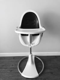 Bloom baby high chair. $660 new. Comes with all kits from birth till school. Great condition