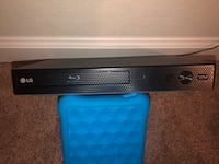 LG blue ray DVD player with remote Frederick, 21702