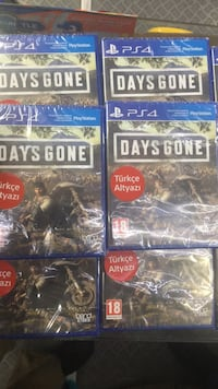 Ps4 oyun days gone