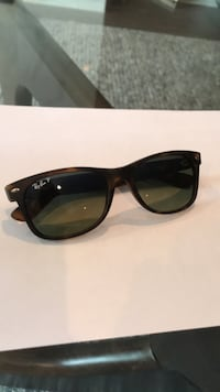 Ray Bans  polarized new wayfarer classic tortoise Royal Oak, 48073