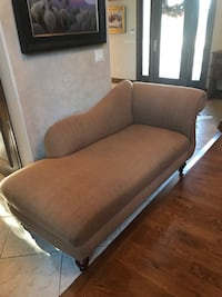 Chaise lounge couch.  Oklahoma City, 73131