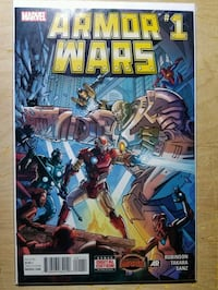 Armor Wars 1 (9.8) Secret Wars Crossover Upper Marlboro, 20774