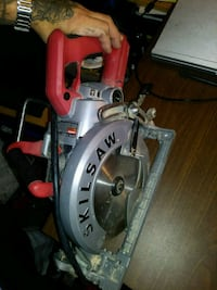 red and gray miter saw Spokane, 99205