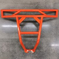 Polaris RZR Deluxe Rear Bumper Spectra Orange Corona, 92880