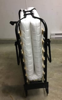 Folding bed with Matress New Westminster, V3M 5E3