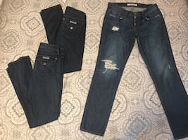 Jeans from Aritzia