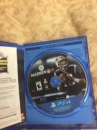 Madden 18 For PS4 Rockville, 20853