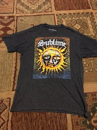 SUBLIME LARGE CONCERT SHIRT  McAllen, 78501