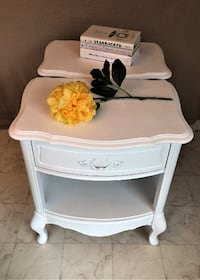 FRENCH PROVINCIAL BEDSIDE TABLES Mississauga