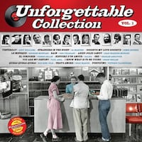 Unforgettable Collection Vol.1 - Plak Beylikdüzü, 34520