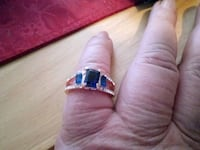 BEAUTIFUL BLUE SAPPHIRE RING Colorado Springs, 80904