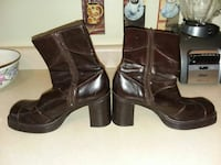 East lower side boots