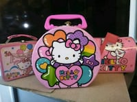 two Hello Kitty themed bags Las Vegas, 89121