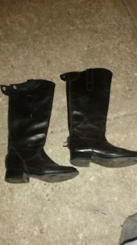 Size 6.5 M Riding Boots