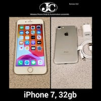 iPhone 7 Silver, 32gb! Unlocked For Any Carrier! PRICE IS FIRM! Albuquerque