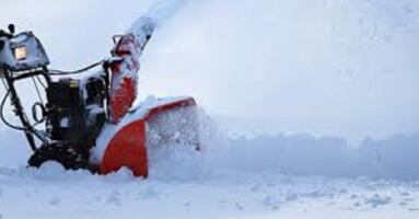 Snow plowing / removal