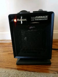 Holmes insta Furnace with thermostat and blower. ajustable settings. Purcellville, 20132