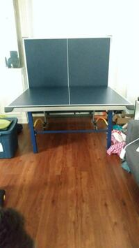 Almost new heavy duty ping pong/table tennis table Los Angeles, 90010
