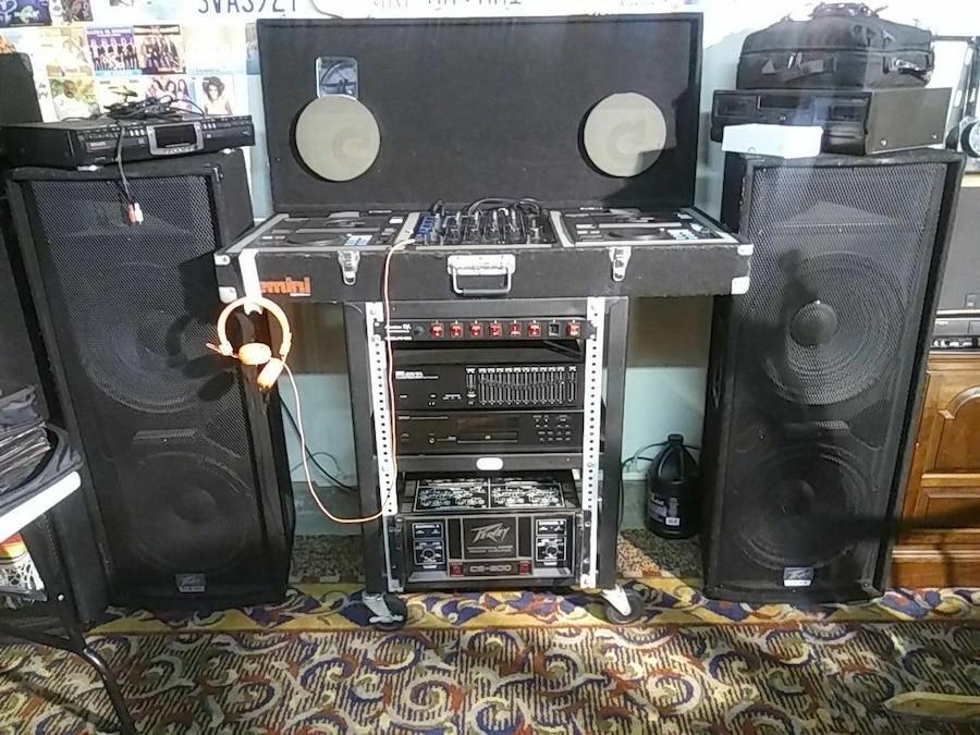 Photo Complete dj system