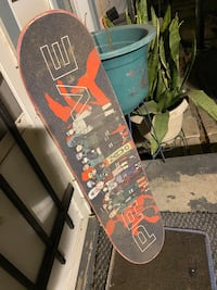 Goodwood custom skateboard