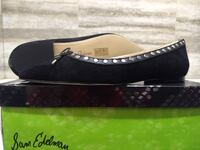 Brand new in box, Sam Edelman Women's Suede Flats VANCOUVER